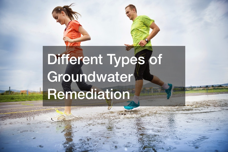 Different Types of Groundwater Remediation