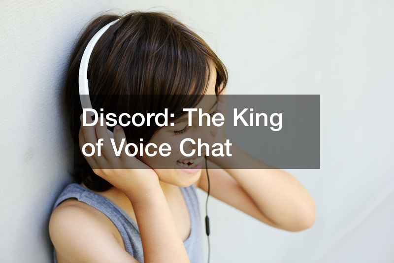 Discord  The King of Voice Chat