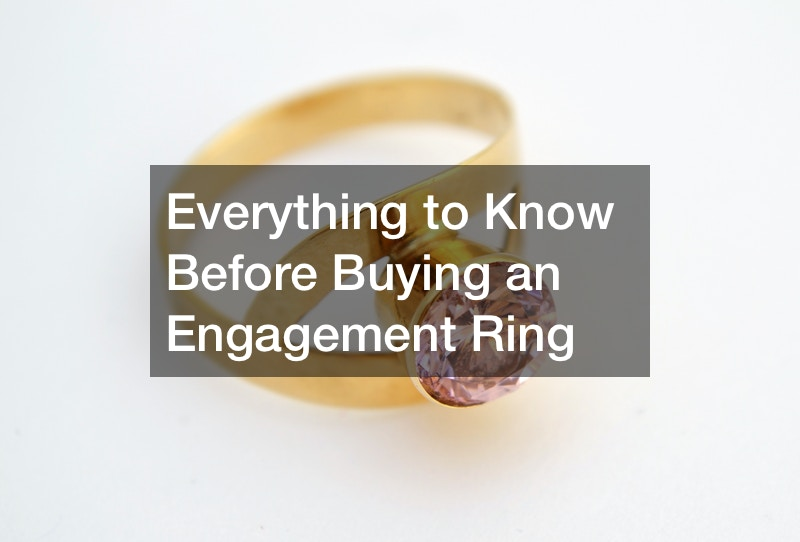 Everything to Know Before Buying an Engagement Ring